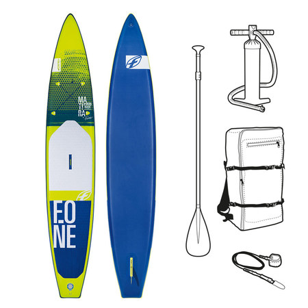 SUP GONFLABLE F-ONE MATIRA PRO 14.0 2018 14.0