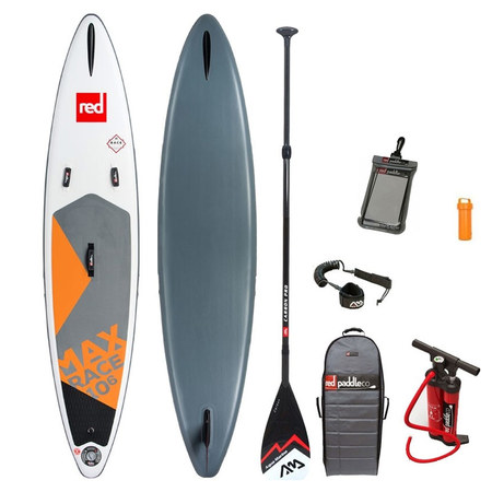 SUP GONFLABLE RED PADDLE MAX RACE JUNIOR 10.6 X 26 2018 10.6X26