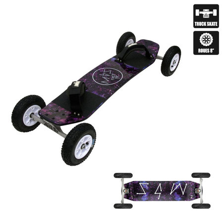 MOUNTAINBOARD MBS COLT 90 ROUES 8 POUCES