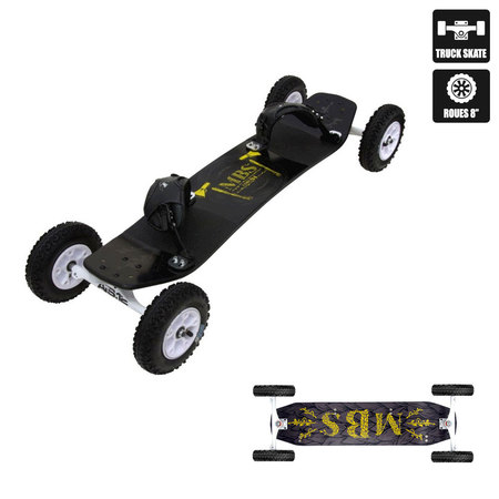 MOUNTAINBOARD MBS CORE 94 2016 ROUES 8 POUCES