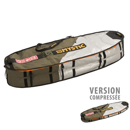 HOUSSE MYSTIC TRIPLE WAVE BOARDBAG