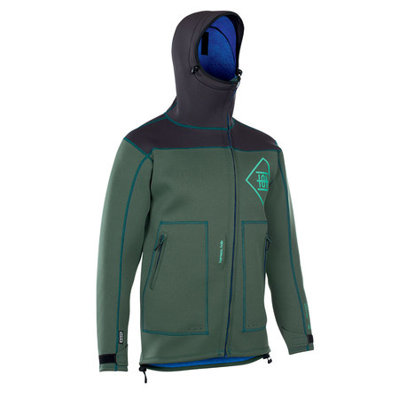 VESTE ION NEO SHELTER JACKET 2018 VERTE XL