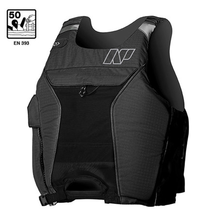 GILET NP HIGH HOOK 2017 NOIR