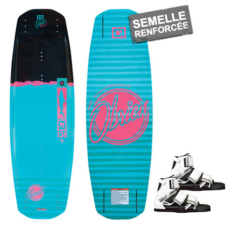 PACK WAKEBOARD O BRIEN FREMONT + CONNECT 2016 138