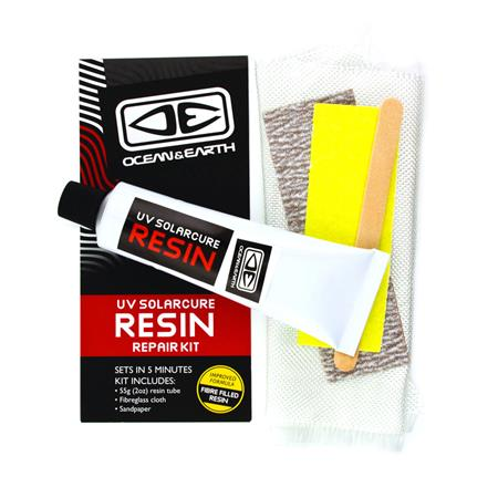 KIT DE REPARATION OCEAN AND EARTH UV SOLARCURE - POLYESTER