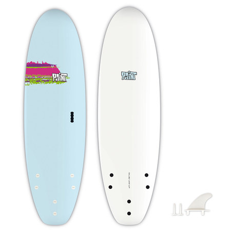 SURF BIC PAINT SHORTBOARD 6.0 6.0