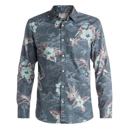 CHEMISE QUIKSILVER PARROT JUNGLE
