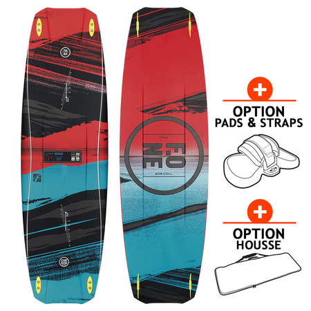 PLANCHE F-ONE TRAX HRD CARBON SERIES 2018