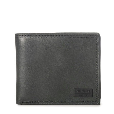 PORTEFEUILLE RIP CURL CLEAN RFID 2 IN 1 NOIR