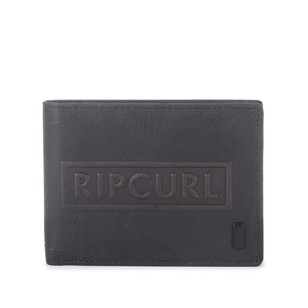PORTEFEUILLE RIP CURL FREE RFID ALL DAY MARRON