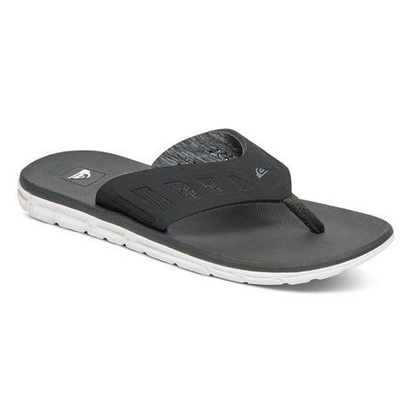 TONGS QUIKSILVER AG47 FLUX NOIRES