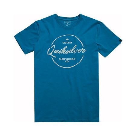 T-SHIRT QUIKSILVER SILVERED