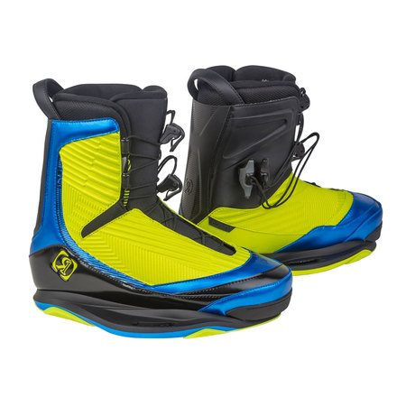 CHAUSSES RONIX ONE OPTIC YELLOW 2016 42
