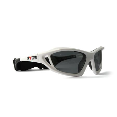 LUNETTES RYDE SPORT POLARISEES BLANCHES