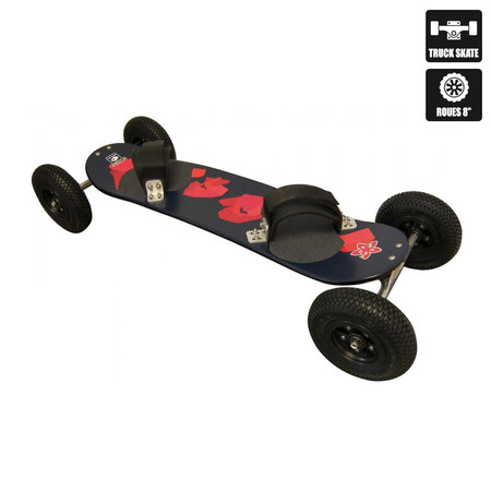 MOUNTAINBOARD SIDE ON EASY RIDE