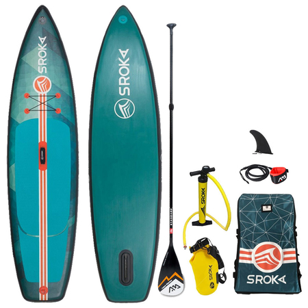 SUP GONFLABLE SROKA ALPHA RIDE FUSION 11.0 X 32 2019 11.0