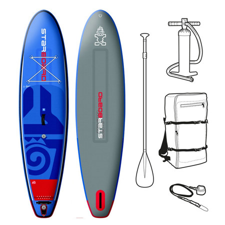 SUP GONFLABLE STARBOARD DRIVE DELUXE DC 10.5 2018 10.0