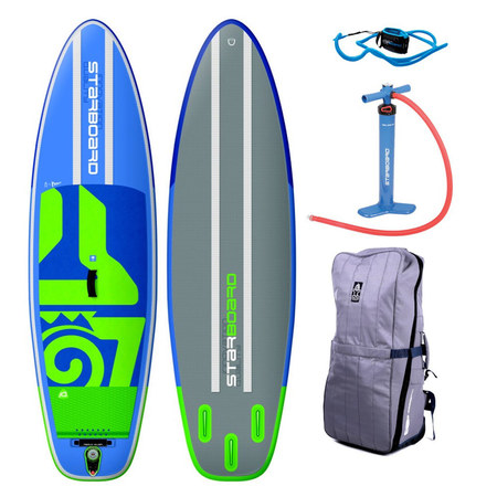 SUP GONFLABLE STARBOARD WIDE POINT ZEN 10.5 2018 10.5
