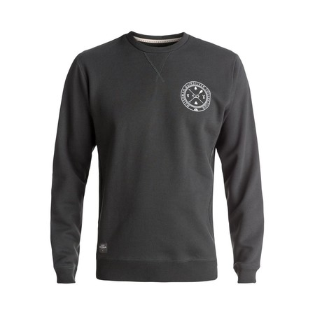SWEAT QUIKSILVER WATERMAN POP THE BELL GRIS