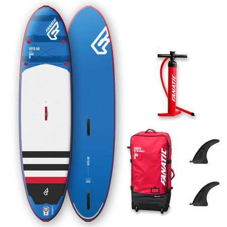 SUP GONFLABLE FANATIC VIPER AIR WINDSURF 2019 11.0