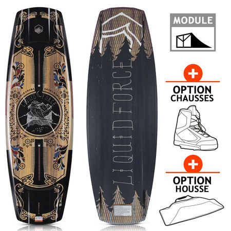 WAKEBOARD LIQUID FORCE SHANE DOSE 2018