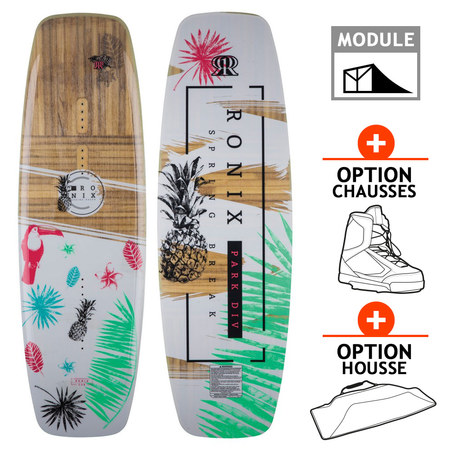 WAKEBOARD RONIX SPRING BREAK NU CORE 2.0 2018 133