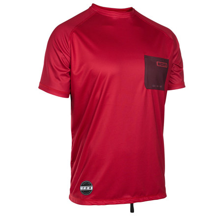 WETSHIRT ION SS ROUGE 2019