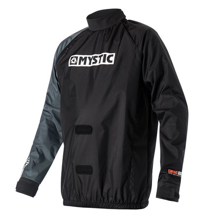 VESTE MYSTIC WINDSTOPPER KITE NOIRE